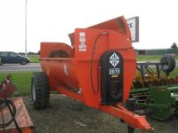Hire Muck Spreader