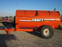 Abbey Muck Spreader - ex hire