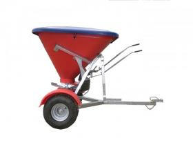 Walco 3.50 Simple Drive Spreader (shown with optional hard lid)