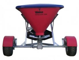Walco 3.50 WA Spreader (shown with optional hard lid)