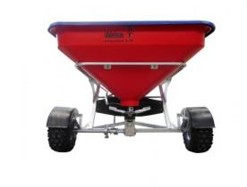 Walco Allspread 6.75 Simple Drive Fertiliser Spreader (shown with optional hard lid)