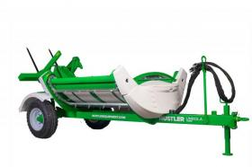 Hustler TX205 Trailed Bale Feeder