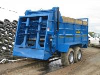 McIntosh Manure Spreader