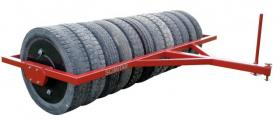 Scimitar Rubber-tyred Roller