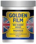 K76 Golden Film Red Rubber Grease - Morris - 500g