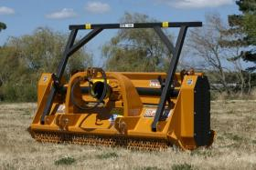 Berti Eco-Forestal Heavy Duty Mulcher