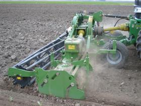"Celli ""Ranger P"" Folding Power Harrows"