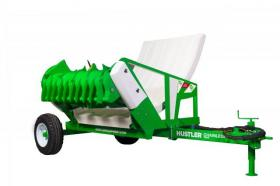 Hustler Chainless TE205 Bale Feeder