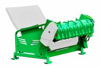 Hustler LX105 Chainless Bale Feeder