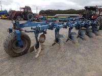 Rabe Milan 6 furrow plough