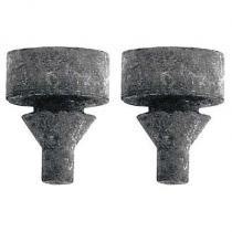 Ash tray bumpers 62-67  359422-PR