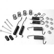 Brake hardware kit front or rear 60-72  ...