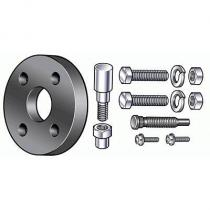 Steering box coupler Ford 64-73 kit 3A52...