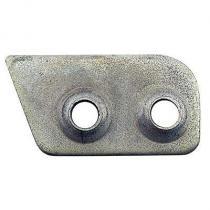 Door striker plate insert cover 57-58 (r...