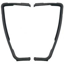 Front Vent Window Seals 59 Ford  B9A-642...