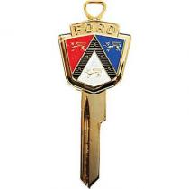 Door & Ignition Key Blank - Gold 62-65  ...