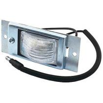 License Plate Light Assembly - 60 Ford  ...