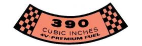 Air Cleaner 390 66-69 DF54