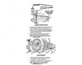 Jack Instructions 54-56 DF50