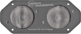 Dual front speakers  18808-1001