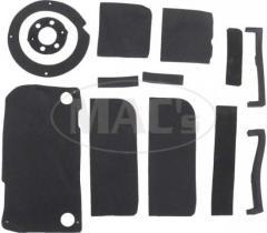 Heater seal kit 62-65 Galaxie  C3AZ-1850...
