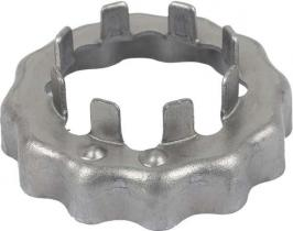 Front Wheel Spindle Nut 60-69  374536-S