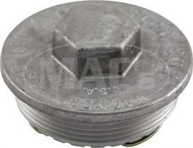 Brake master cylinder cap 55-57  AB-2162...