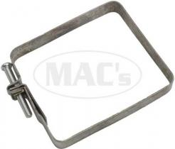 Heater air duct clamp 53-56  FAA-8725-A