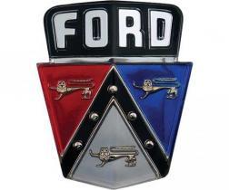 Hood emblem 55-6  BA-16637-A