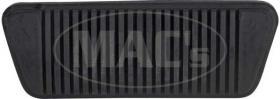 Brake pedal pad 66-71  C6OZ-2457-A