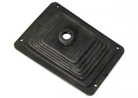 Floor shift boot  C4AZ-7277-B
