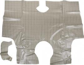Trunk mat 63-4  C4AZ-6345456-BFP