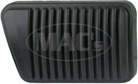 Brake pedal pad 65-72  C5ZZ-7A624-B