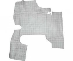 Trunk mat 57-8  B7A-7045456-CF
