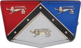 Trunk lid emblem 57  B7A-7042514-A