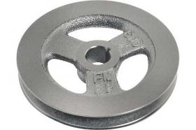 Power steer pulley 61-65  C1SE-3A733-B