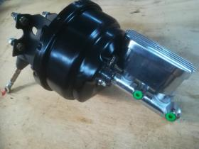 Brake booster 63-64  C4106-02