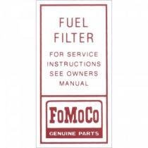Fuel filter DF280
