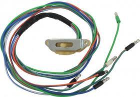 Turn signal switch 60-62 CODZ-13341-AR