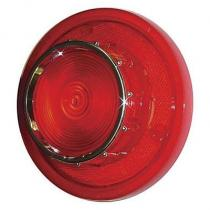 Tail light lens 56