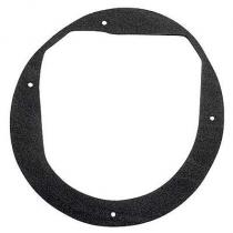 Head light to fender gasket 57