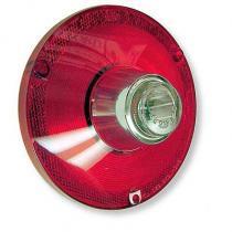 Tail light lens w/backup 62 Fairlane