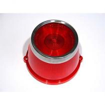 Tail light lens 63 Fairlane C