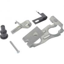 Disc brake hardware kit 67-72