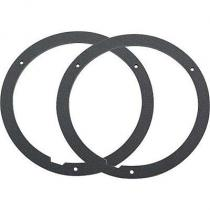 Tail laght lens housing gaskets 61 Galax...