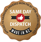 Same Day Dispatch, Made in NZ
