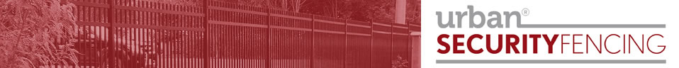 Urban� Security Fencing