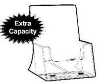 A4-Single Pocket, Extra Capacity