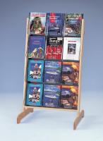 A4 x 12 Easel Display Stand