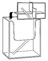 DLE 4 pocket, Wall mounting 2tier x 2 wi...